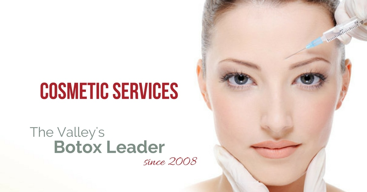 Paradise Medspa Cosmetic Services